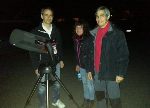 Astronomia_20160520_Salida a Derio Fernando Ana Juan